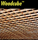 Specialty Acoustical Ceiling Systems Woodcube